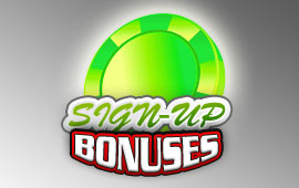 Sign Up Bonuses