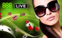 Ray Ban sunglasses promotion running at 888 Live Casino